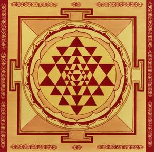 Yantra Yoga mandala 6
