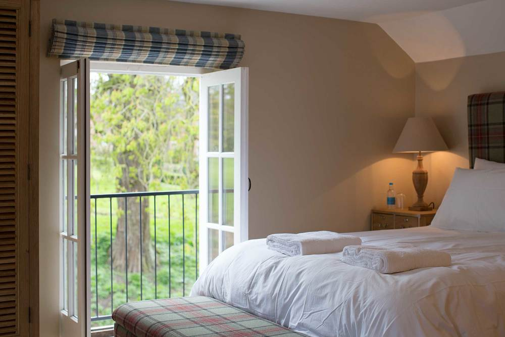 Our bedrooms are  Light & airy