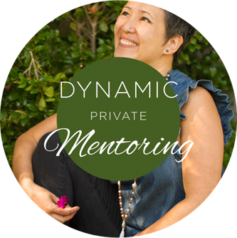 PRIVATE MENTORING PACKAGES + SINGLE SESSIONS AVAILABLE TO ACCELERATE YOU