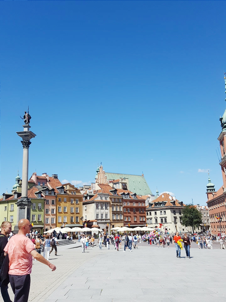 Old Town | Warsaw, Poland