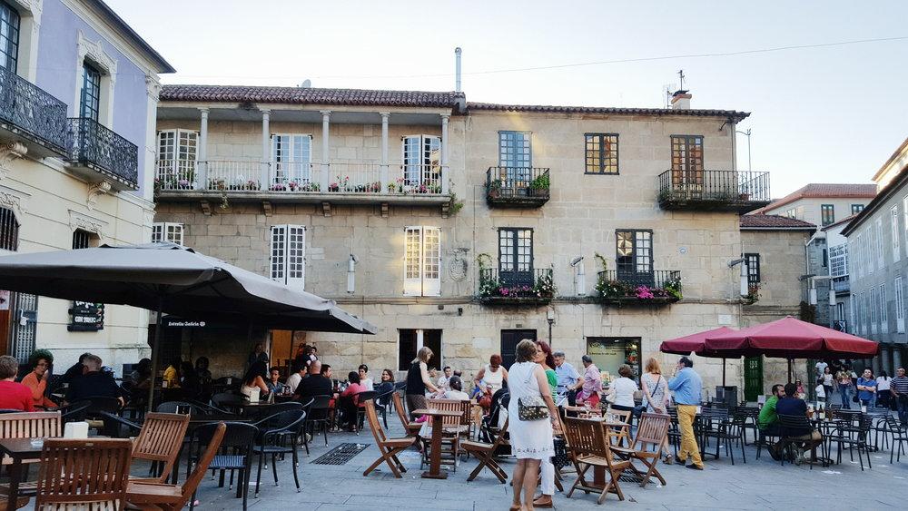 Coffee Shop in Pontevedra