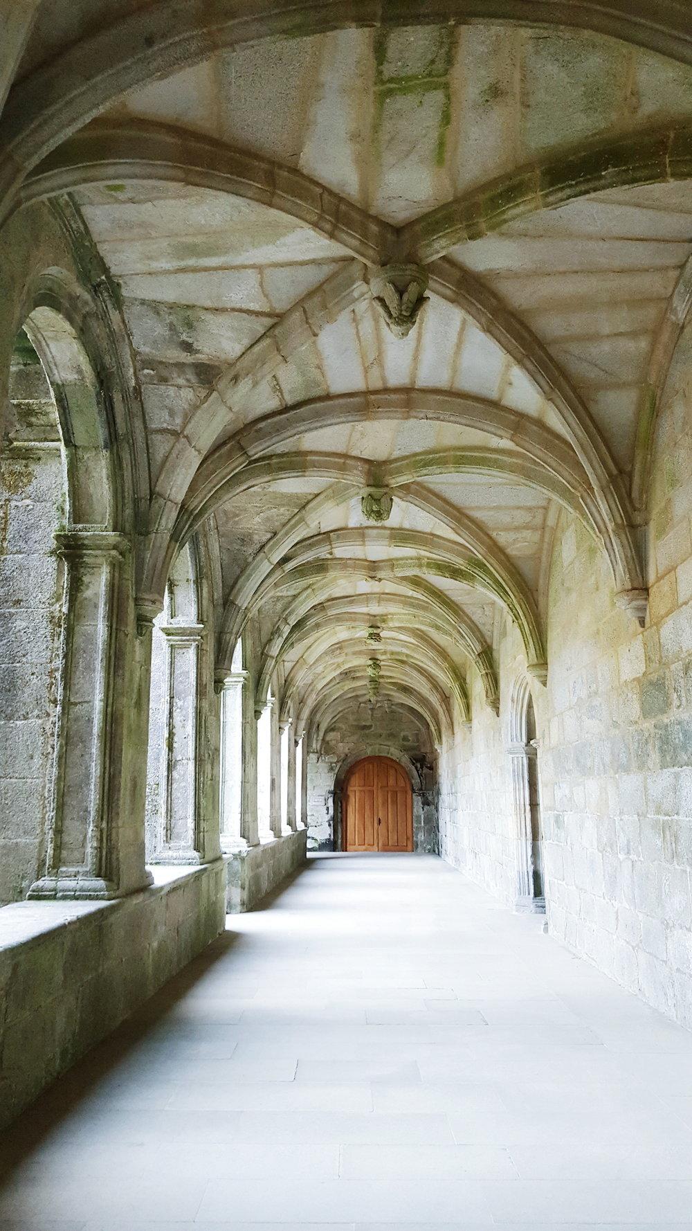Monasterio De Armenteira, Pontevedra