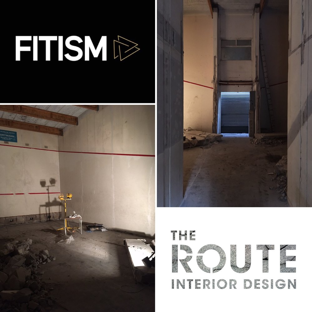 Fitism, Wilmslow - Gym Interior Design