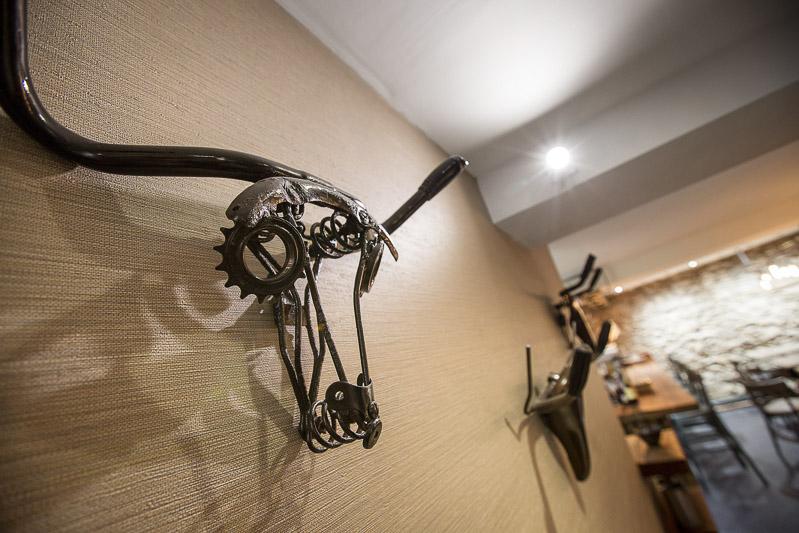 Bici Cafe - Restaurant Interior Design - Ulverston, Lake District, Cumbria
