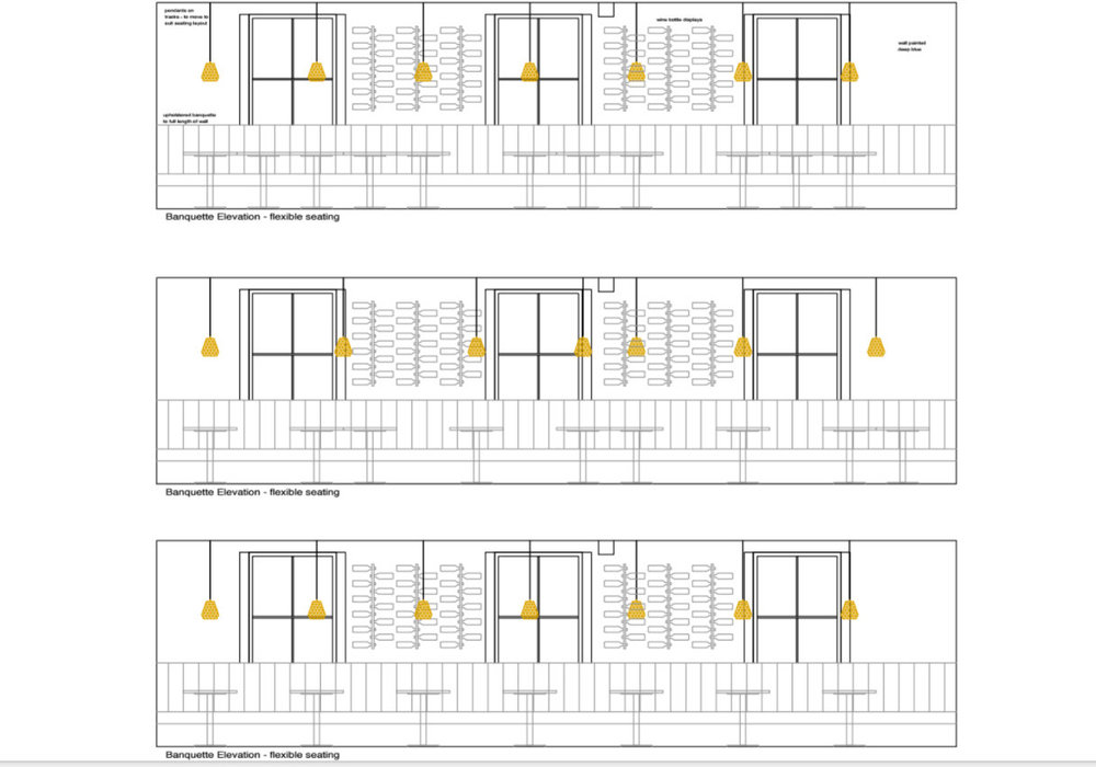 Shill's of Cockermouth - Restaurant Elevation Design