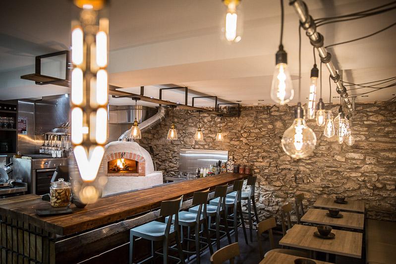 Bici Cafe - Restaurant Interior Design - Ulverston, Cumbria