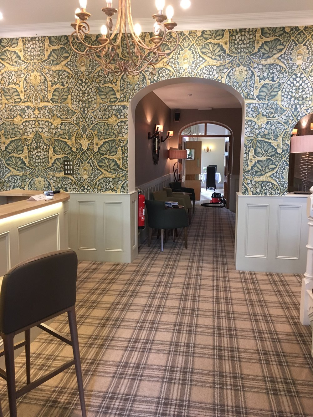 Lake House - Hotel Interior Design - Ambleside, Cumbria