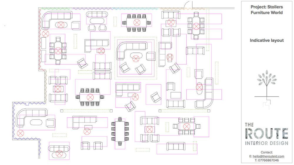 Stollers - CAD Floor Plan