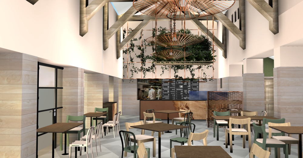 Restaurant - Commercial Interior Design