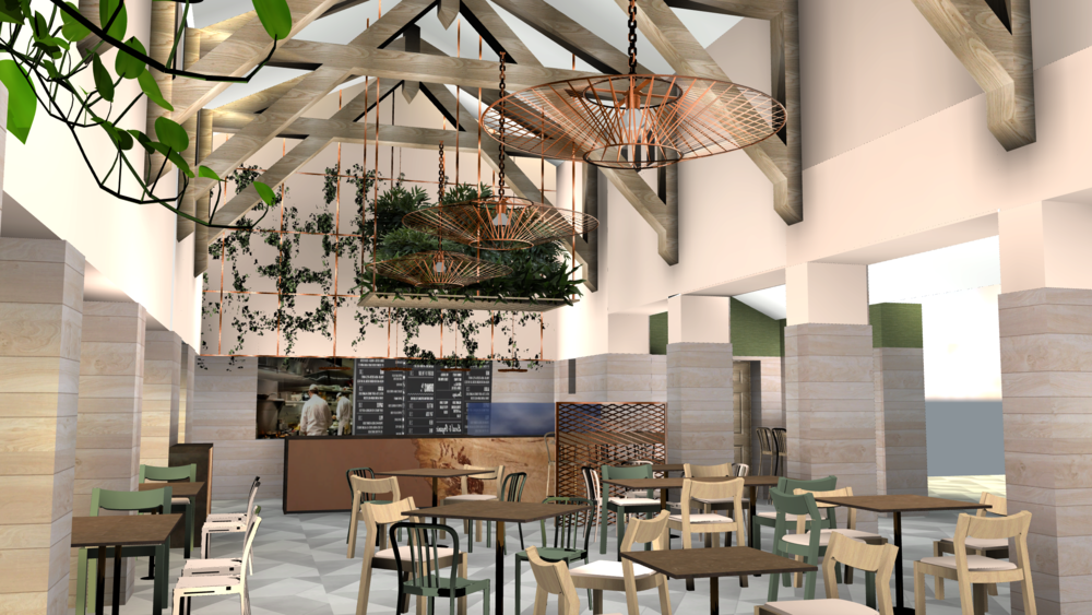Restaurant - Commercial Interior Design