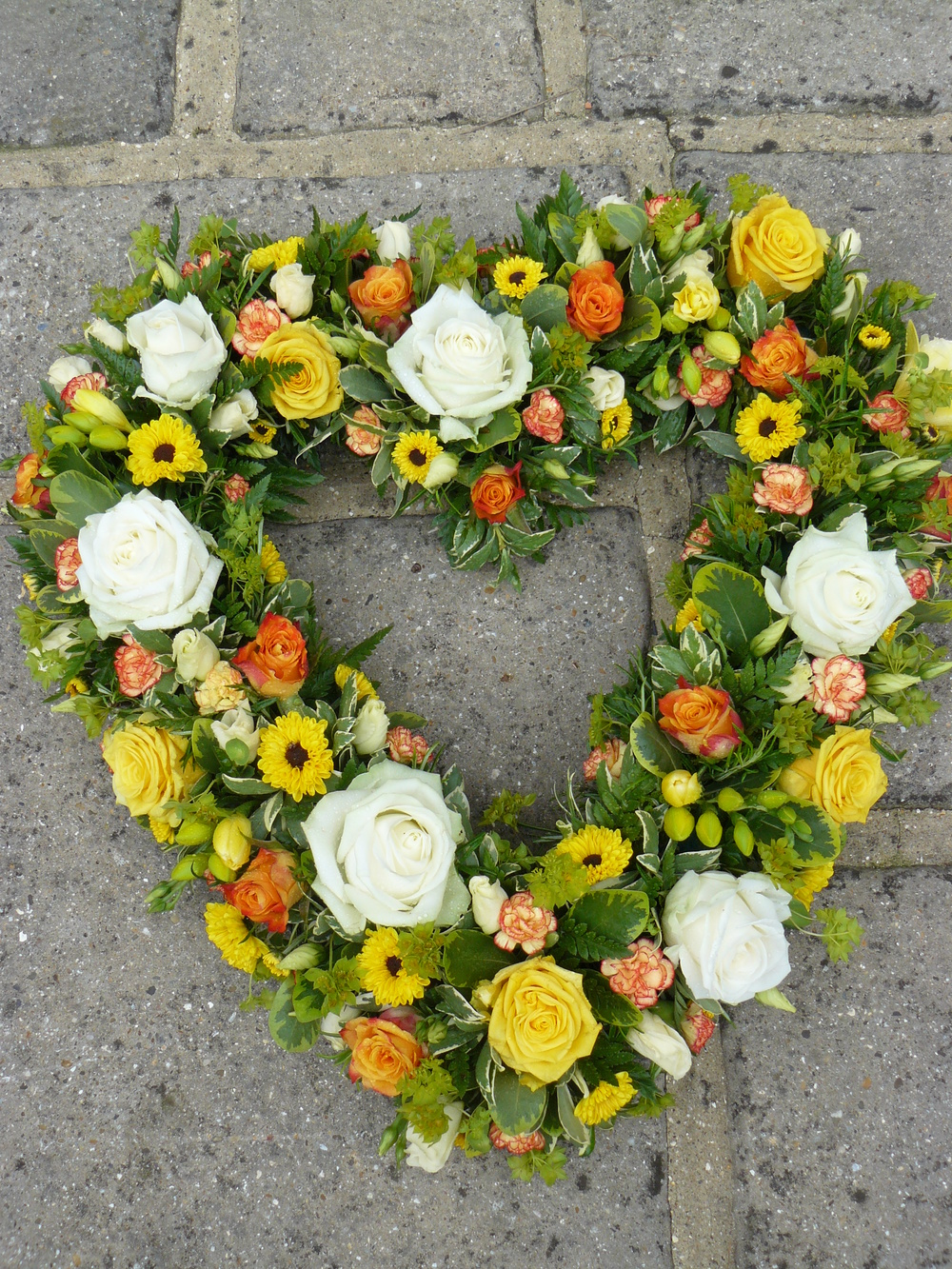 Funeral Flowers Wreaths Crafted With Care Heaven Flowers
