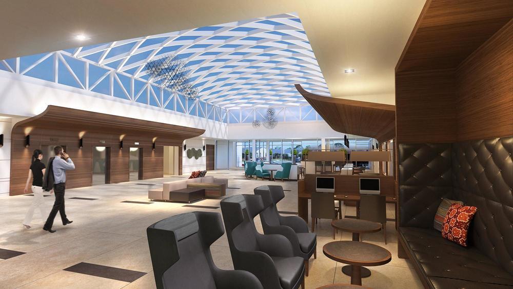 Hotel Lobby Visualisation