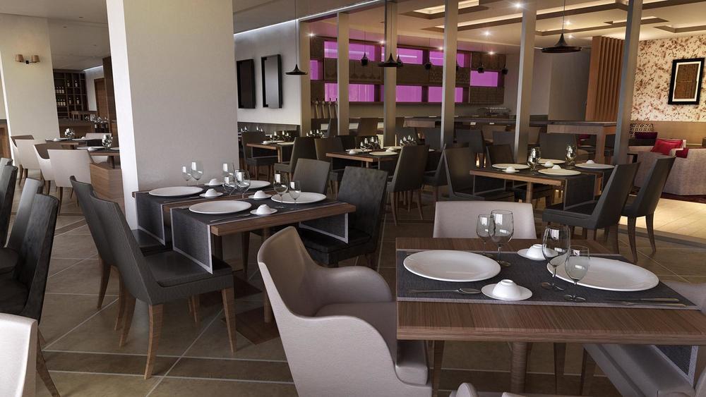 Three Meal Restaurant & Bar