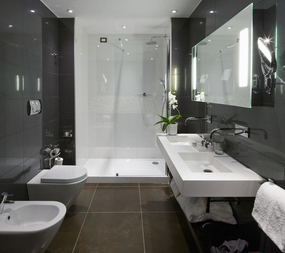 Bathroom by Porcelanosa