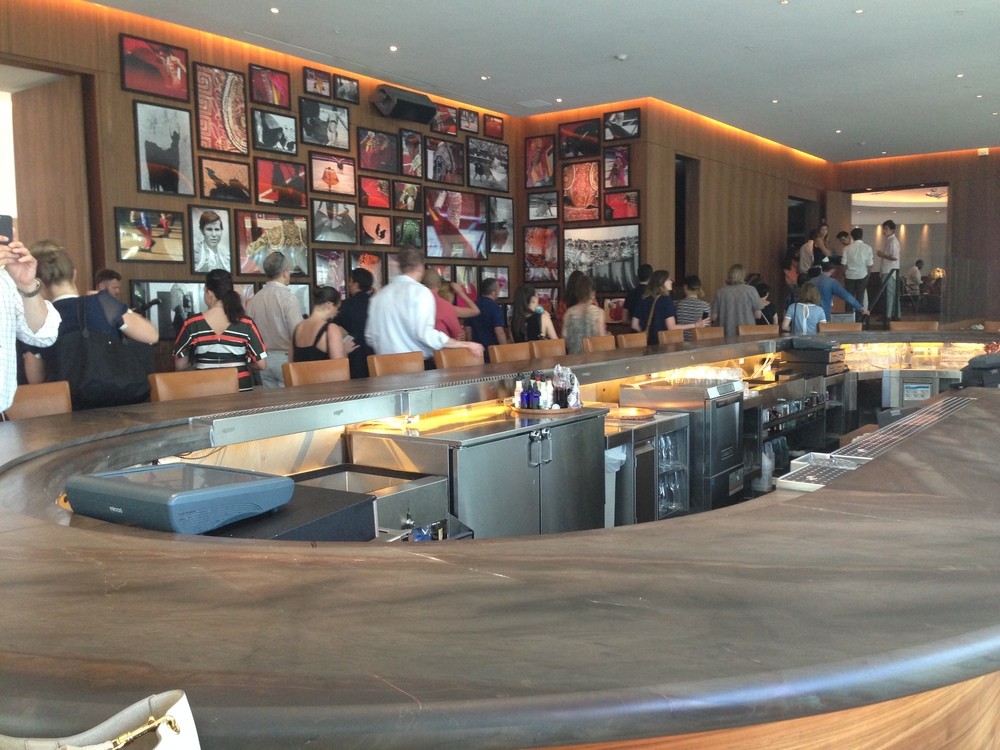 The Matador Bar - Miami Beach Edition Hotel