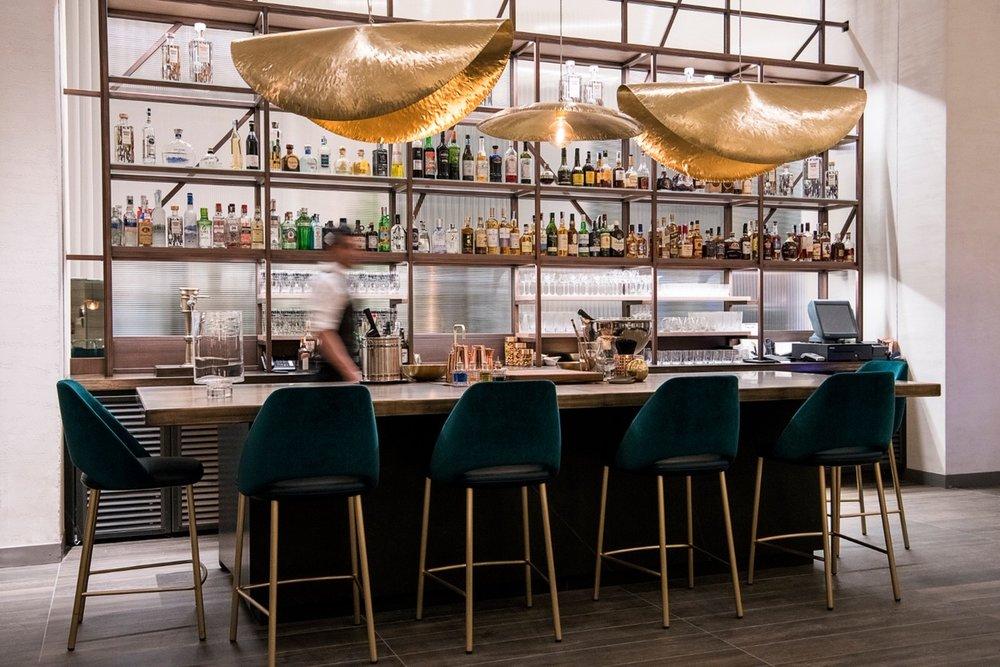 Mai Bar - Hilton Diagonal Mar Barcelona