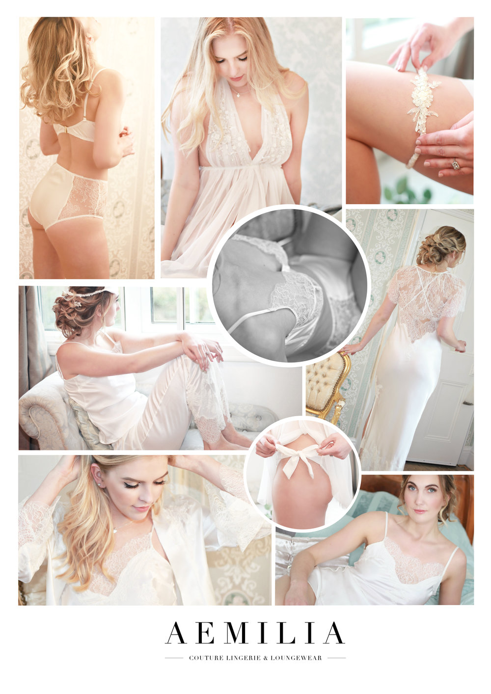 LUXURY BRIDAL LINGERIE AEMILIA COUTURE