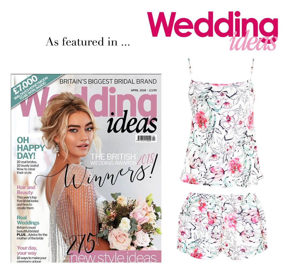 Wedding ideas feature