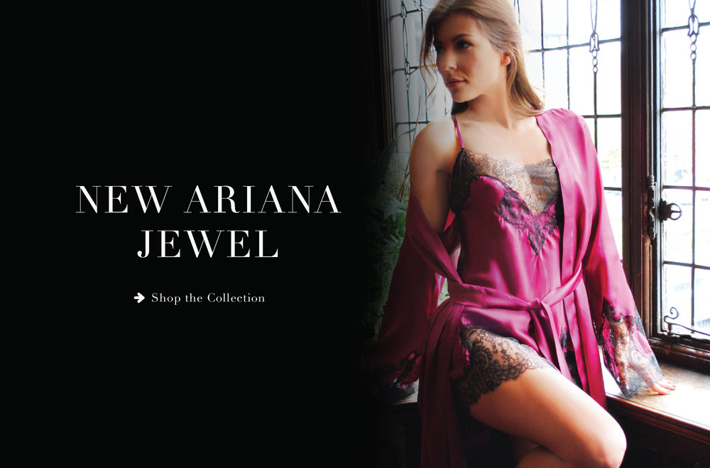 ARIANA AW18 JEWEL COLLECTION