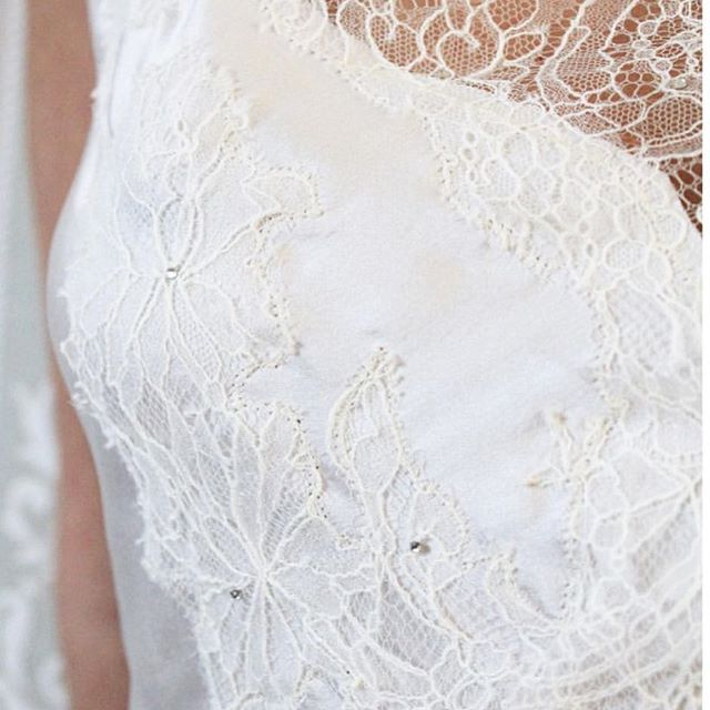 Our beautiful range for brides to be is called 'Arabella' Meaning 'loveable'. Each garment can be customised. Here @swarovski crystals have subtly been added to the appliqué lace front of the floor length slip || ... - - - #beautiful #newcollection #luxurywedding  #luxurylingerie #luxurynightwear #bridallingerie #luxurywedding #couture #highfashion #weddingfayre #bridestory #bridetobe #newlyengaged #nightgown #silkdress #weddingevents  #bespoke #bridallook #couturedesign #bridetobe2018 #arabella #chantillylace #luxurysilk #signsturecollection #ivory#decedence #luxury #grandeur #indulgent #swarovskicrystals
