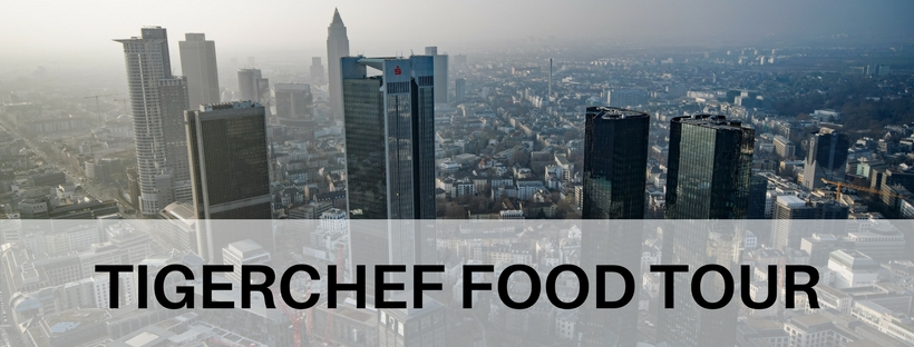 TigerChef Food Tour Frankfurt München Berlin