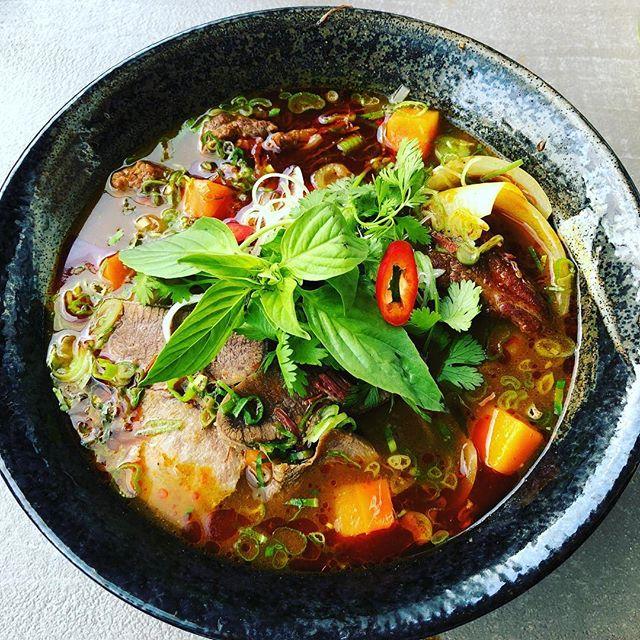 Bo Kho - Vietnamese beef stew with basil - so good... #bokho #vietnamesefood #vietnamesecookingclass #foodblogger #frankfurtfood #frankfurttourguide #tigercheffood #foodtour #kochkurs #basilikum