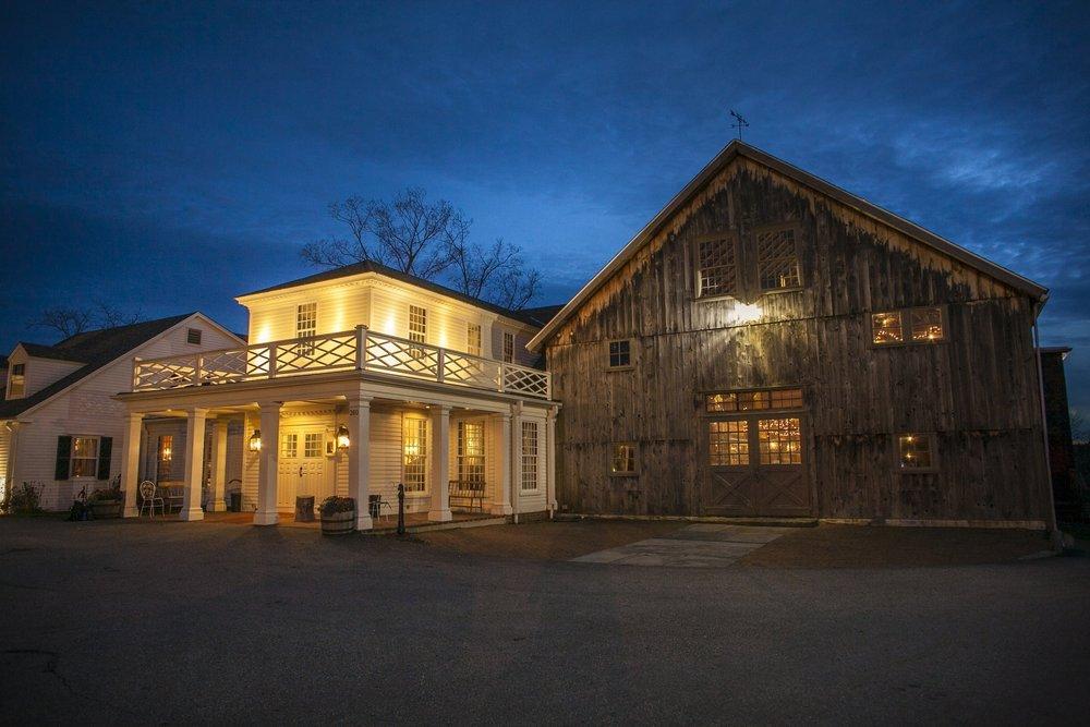 The Salem Cross Inn