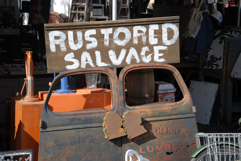 Rustored Salvage