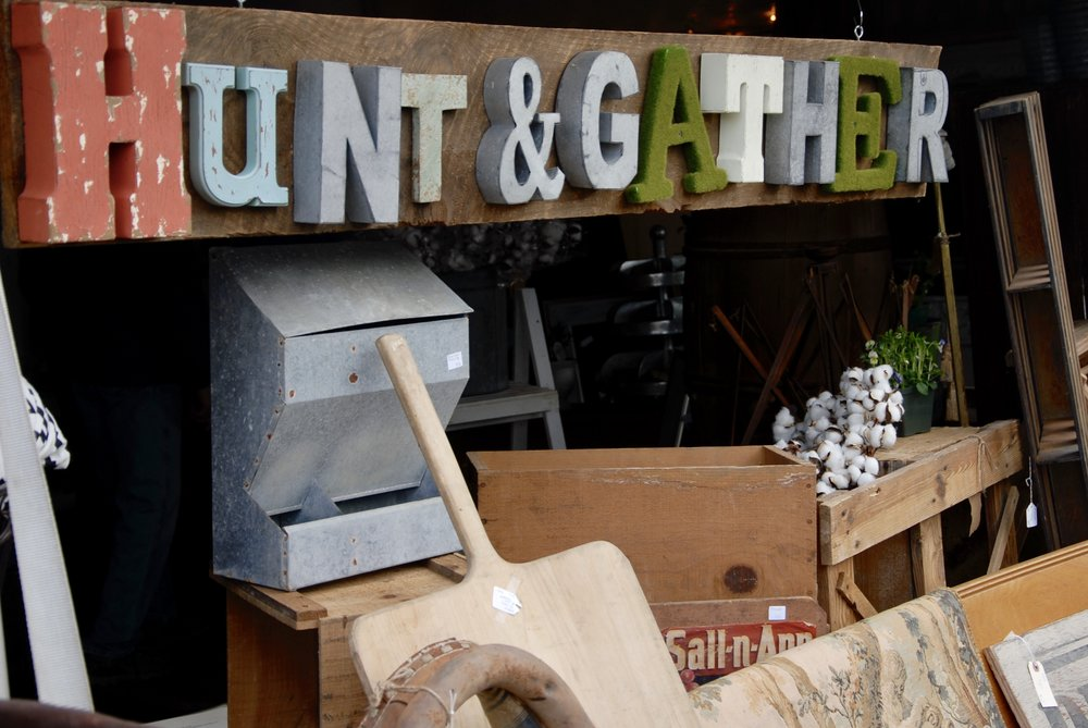 Hunt & Gather Vintage Market