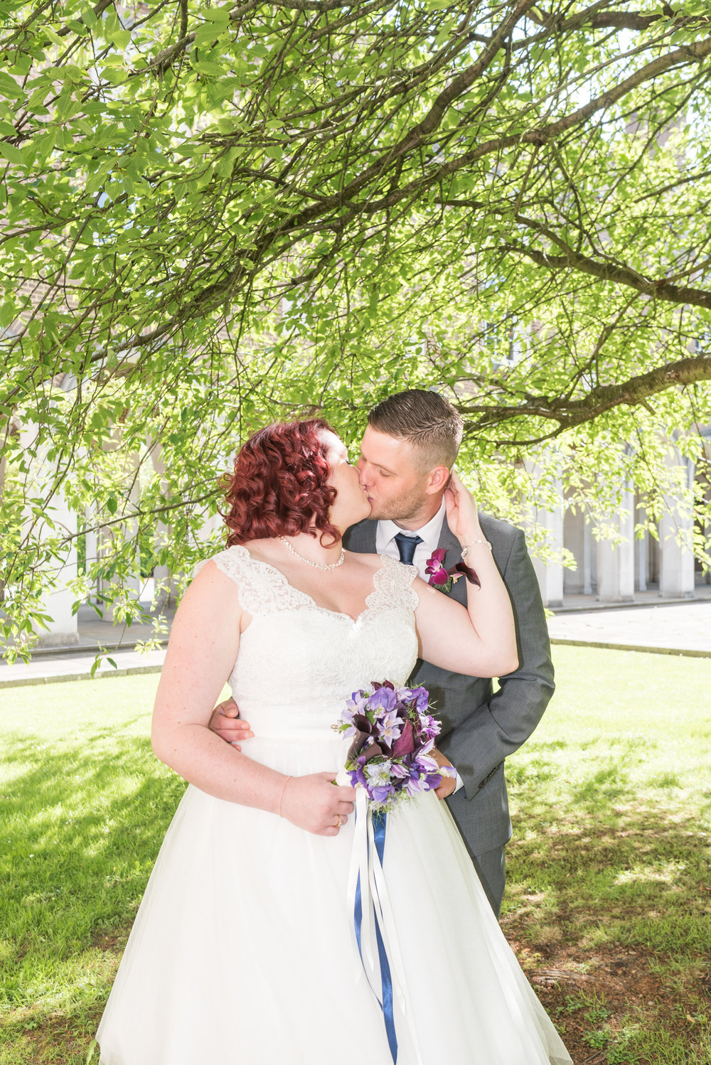 Vintage wedding at Hertford County Hall