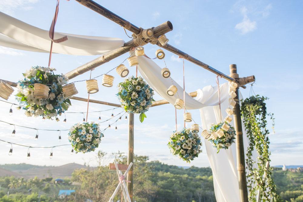 Wedding Decrations