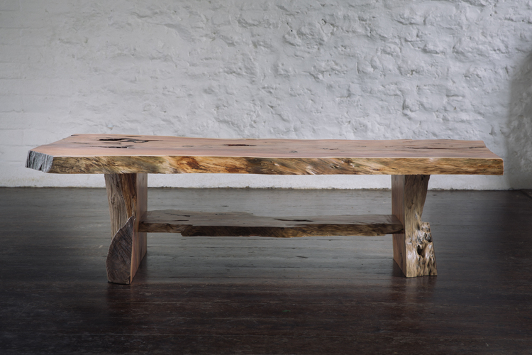 yew table small 1 bespoke furniture specialist oxford - Furniture Specialist