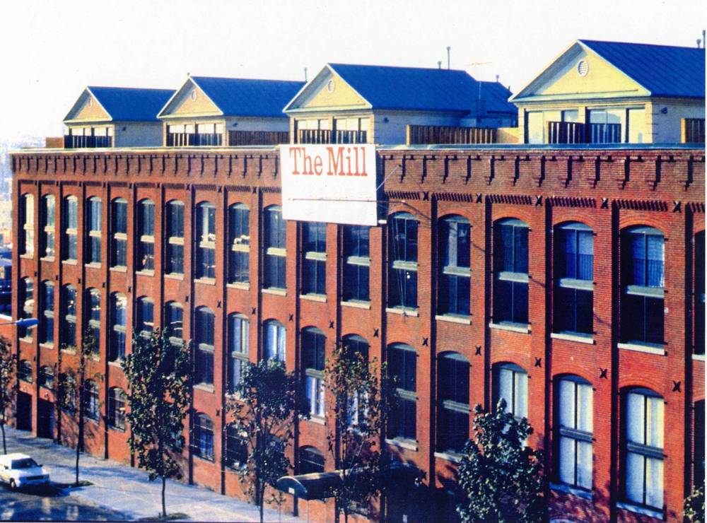 The Mill Apartments