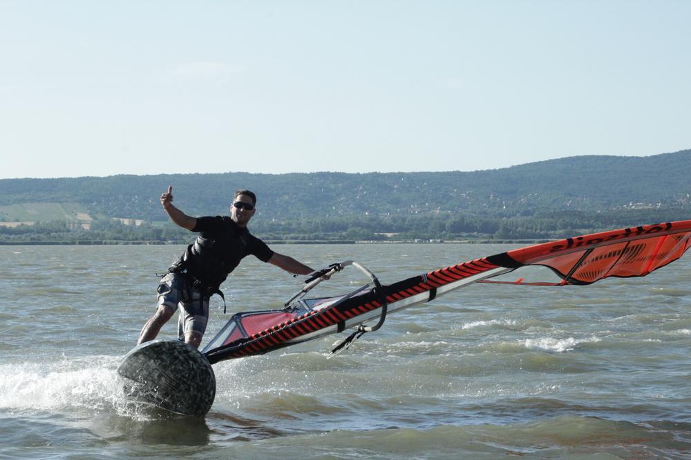 Edzés, Velencei-tó