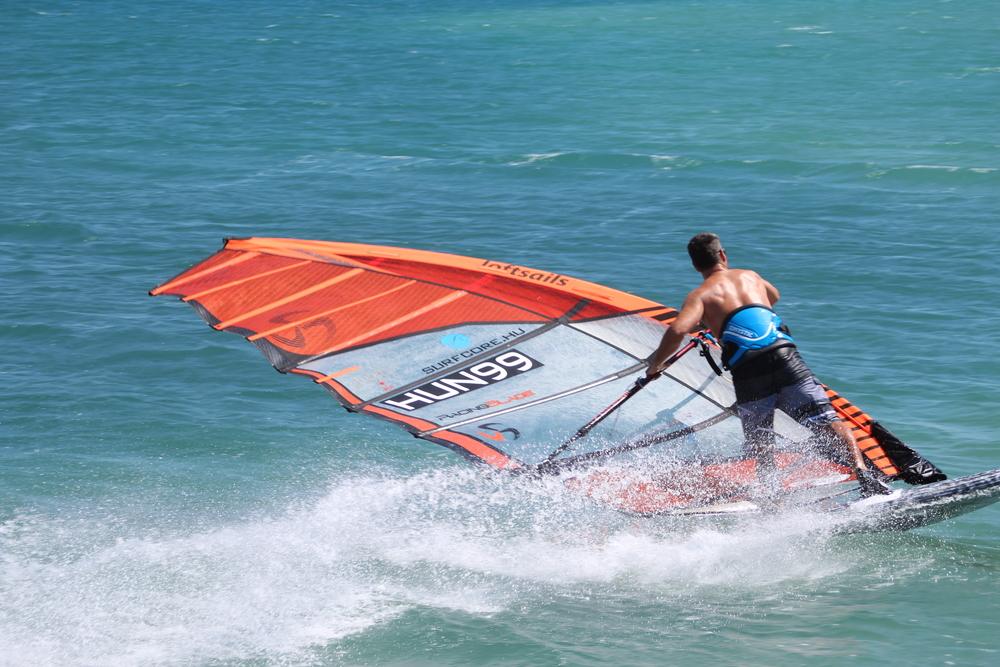 Gábor, Alacati surf