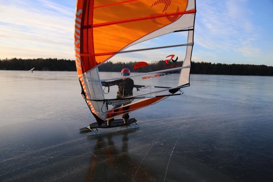 Marianne Rautelin Fin-13 Loftsails Team
