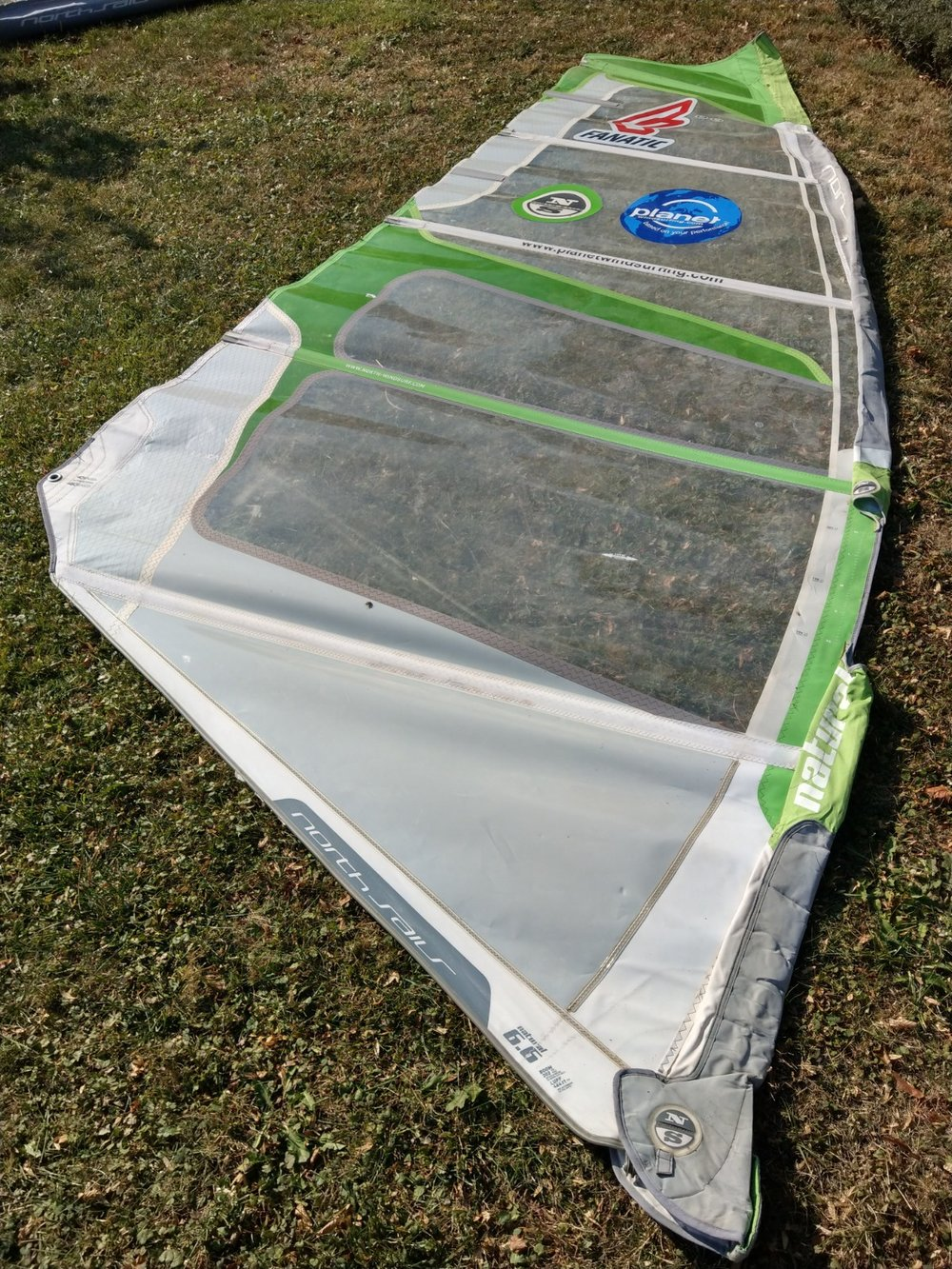 NorthSails Natural 6.6