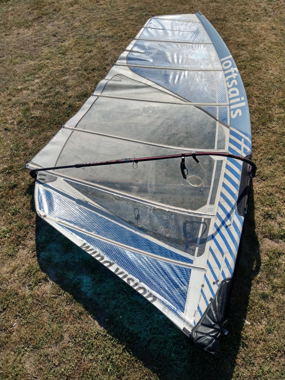 Loftsails switchblade 8.5