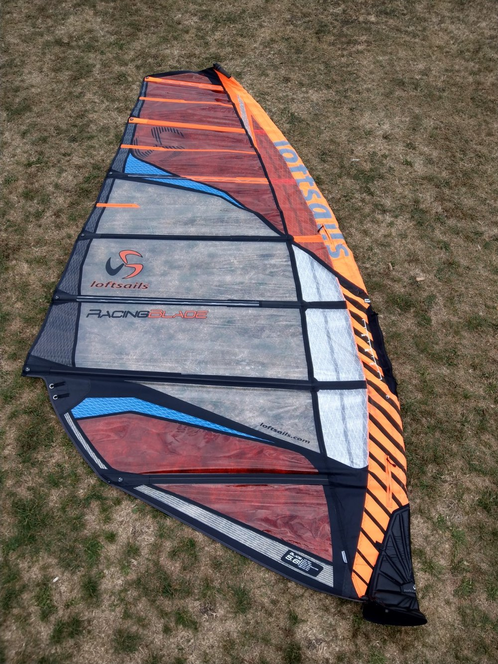 Loftsails racing blade 5.6
