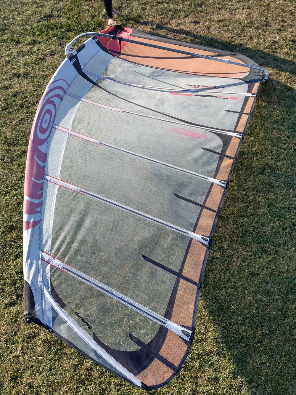 Loftsails switchblade 7.3