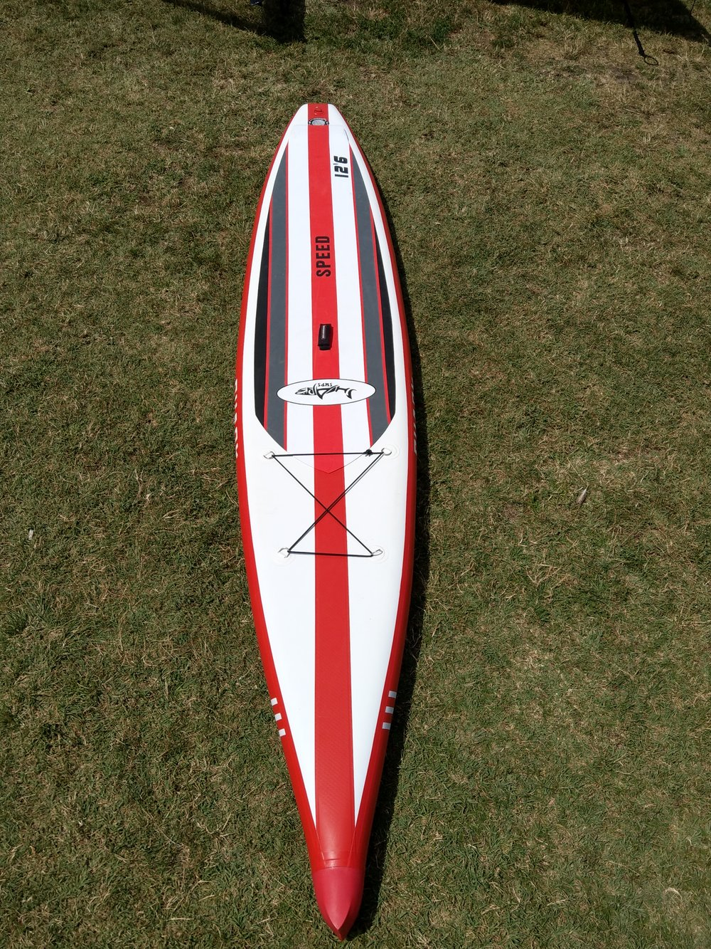 Shark SUP speed 12'6""