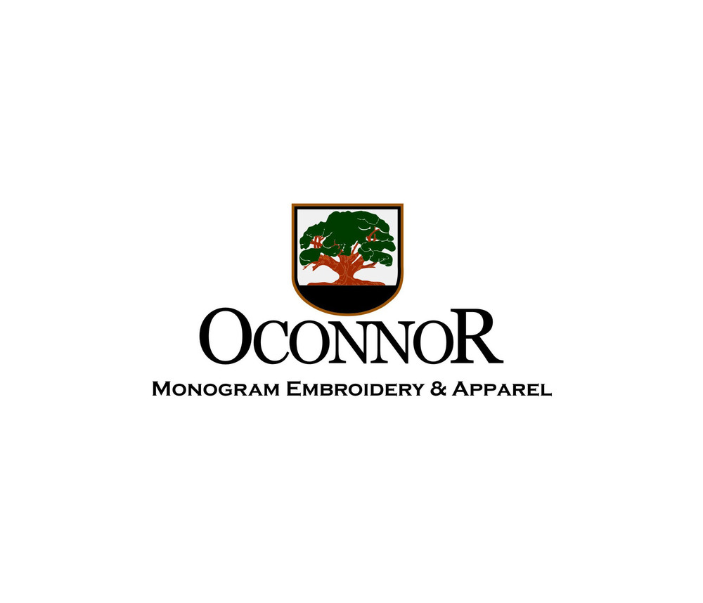 o u0026 39 connor monogramming  embroidery  and apparel