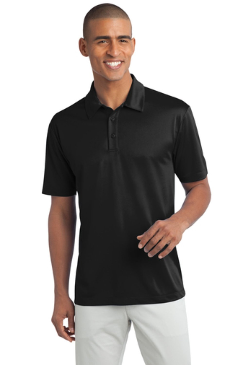 K540 Men's Port Authority Performance Polo.      $18.00
