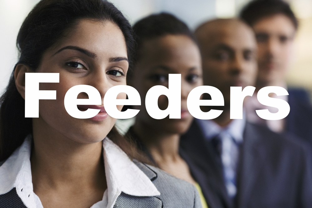 Feeders: Your talent deserves the chance to be seen by top employers.  Let's get them noticed (we'll make it worth your while).