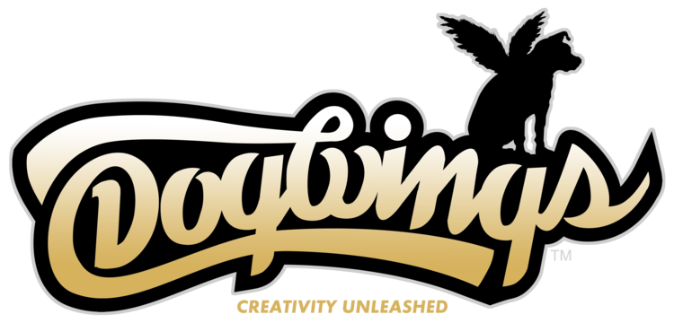 Dogwings - custom logo design – branding - apparel graphics -  sports logos - themed graphics - cartoon/illustration