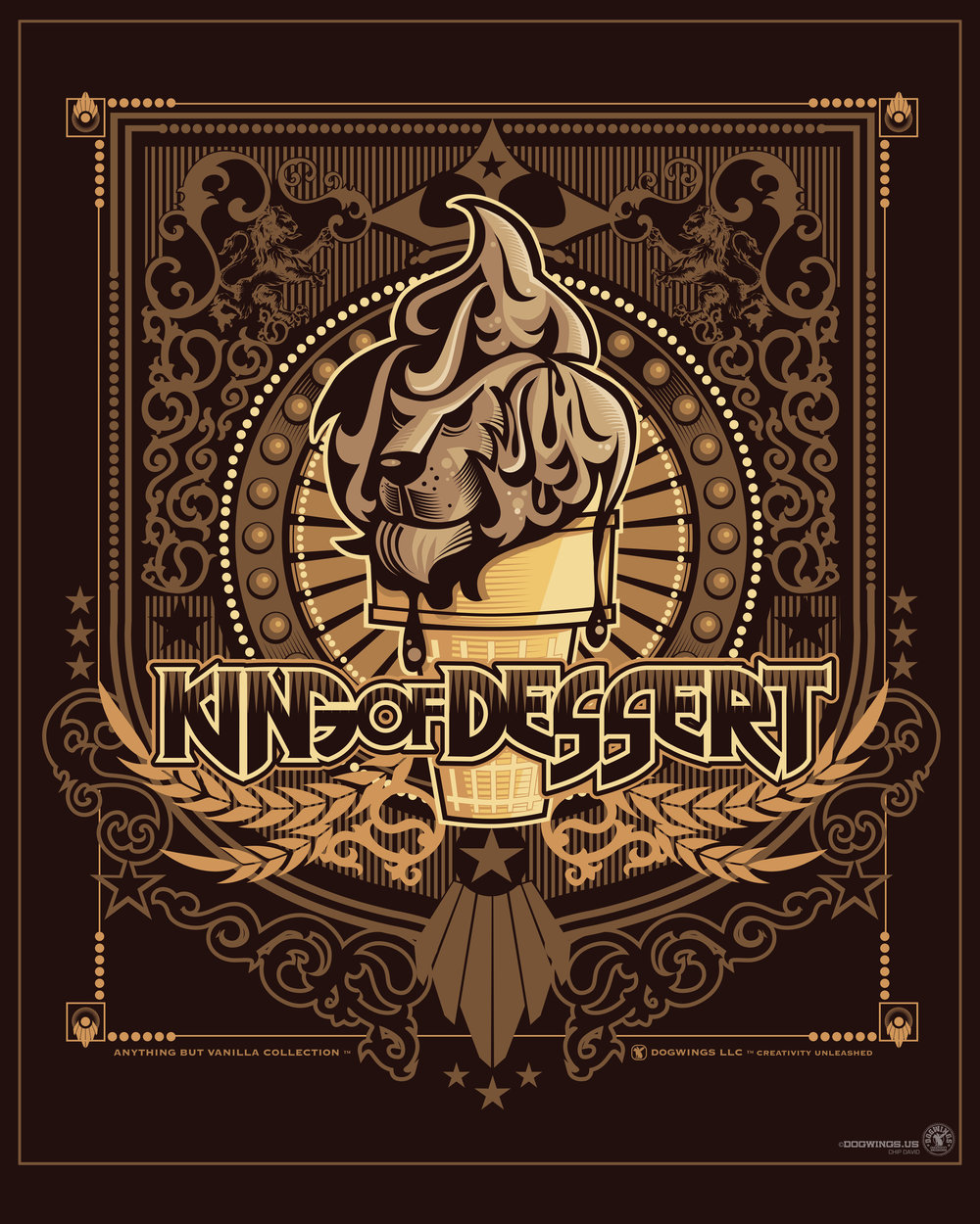ABV COLLECTION: KING OF DESSERT