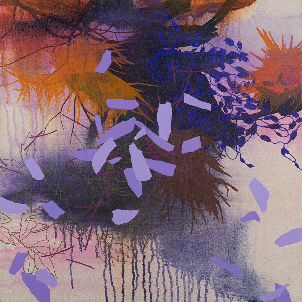 Violet Tangle