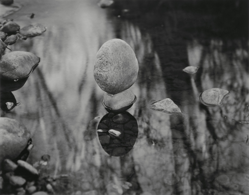 Gazing Stones, El Rito, October, 2001