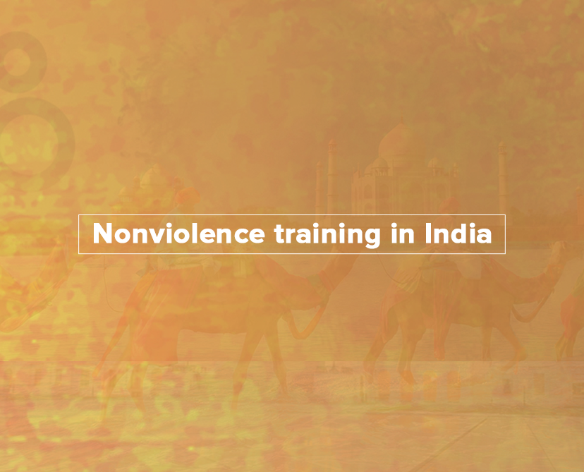 Nonviolence training in India.png