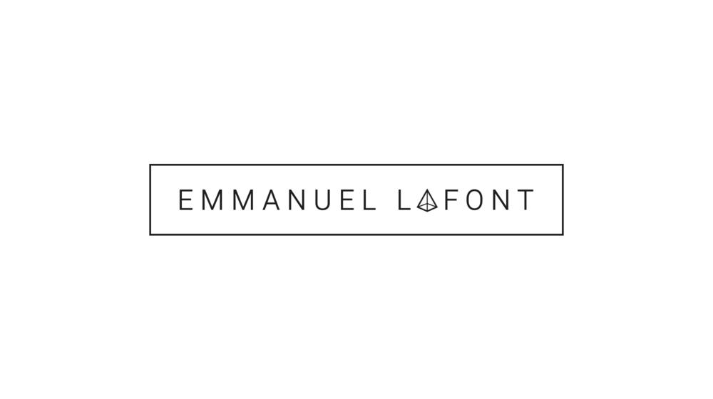 Logotipo Emmanuel Lafont